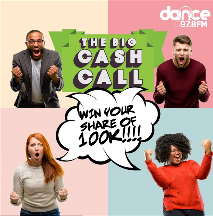 "EASY CASH WITH ""THE BIG CASH CALL""